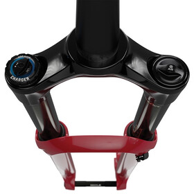 "RockShox Lyrik Ultimate Charger 2.1 RC2 Gabel 27.5"" Boost 160mm TPR 37mm DebonAir red"